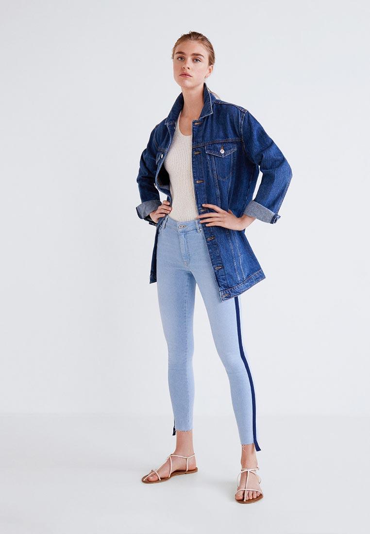 Зауженные джинсы Mango (Манго) 33033021