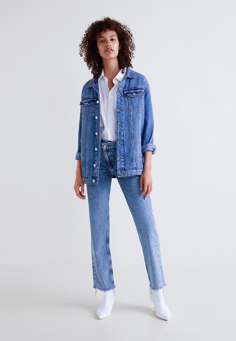 Прямые джинсы Mango (Манго) 33033051