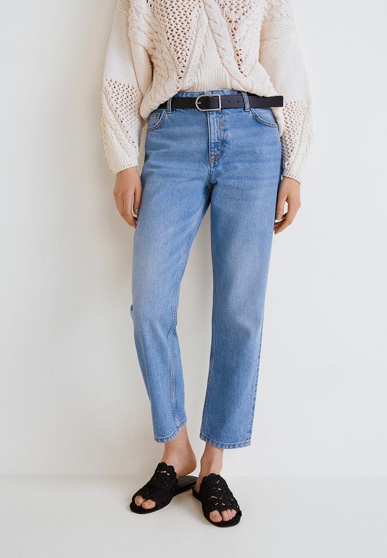 Прямые джинсы Mango (Манго) 33000951