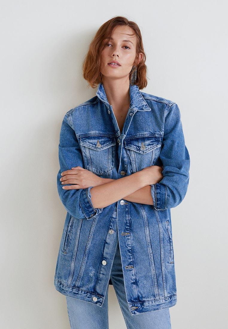 Джинсовая куртка Mango (Манго) 33013055