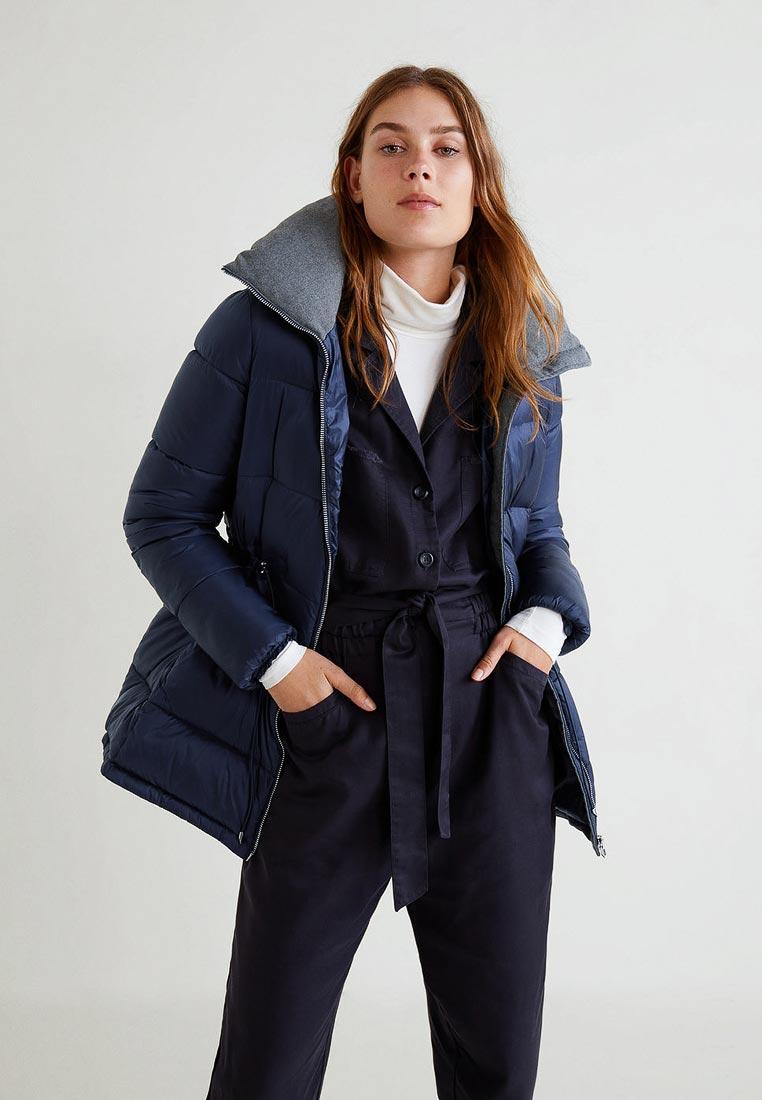 Утепленная куртка Mango (Манго) 33023722