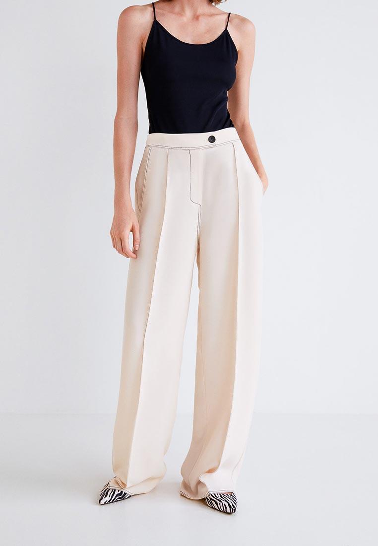 Женские классические брюки Mango (Манго) 31073767