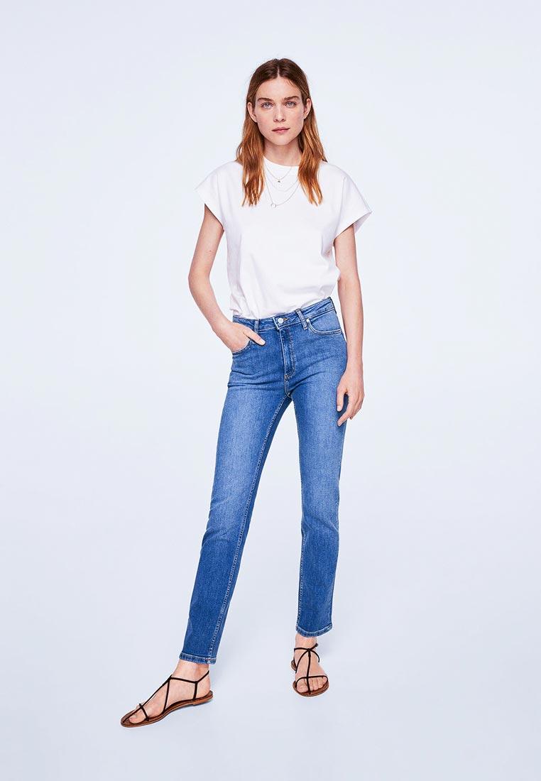 Зауженные джинсы Mango (Манго) 33000542