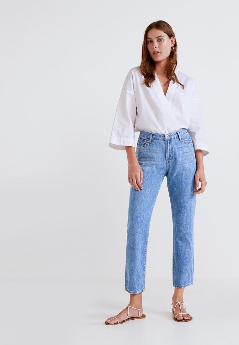 Зауженные джинсы Mango (Манго) 33000601: изображение 4