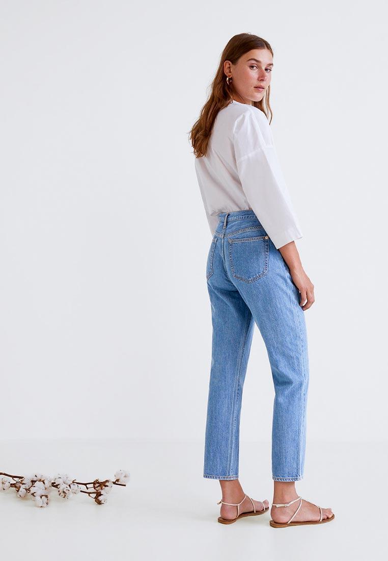Зауженные джинсы Mango (Манго) 33000601: изображение 6