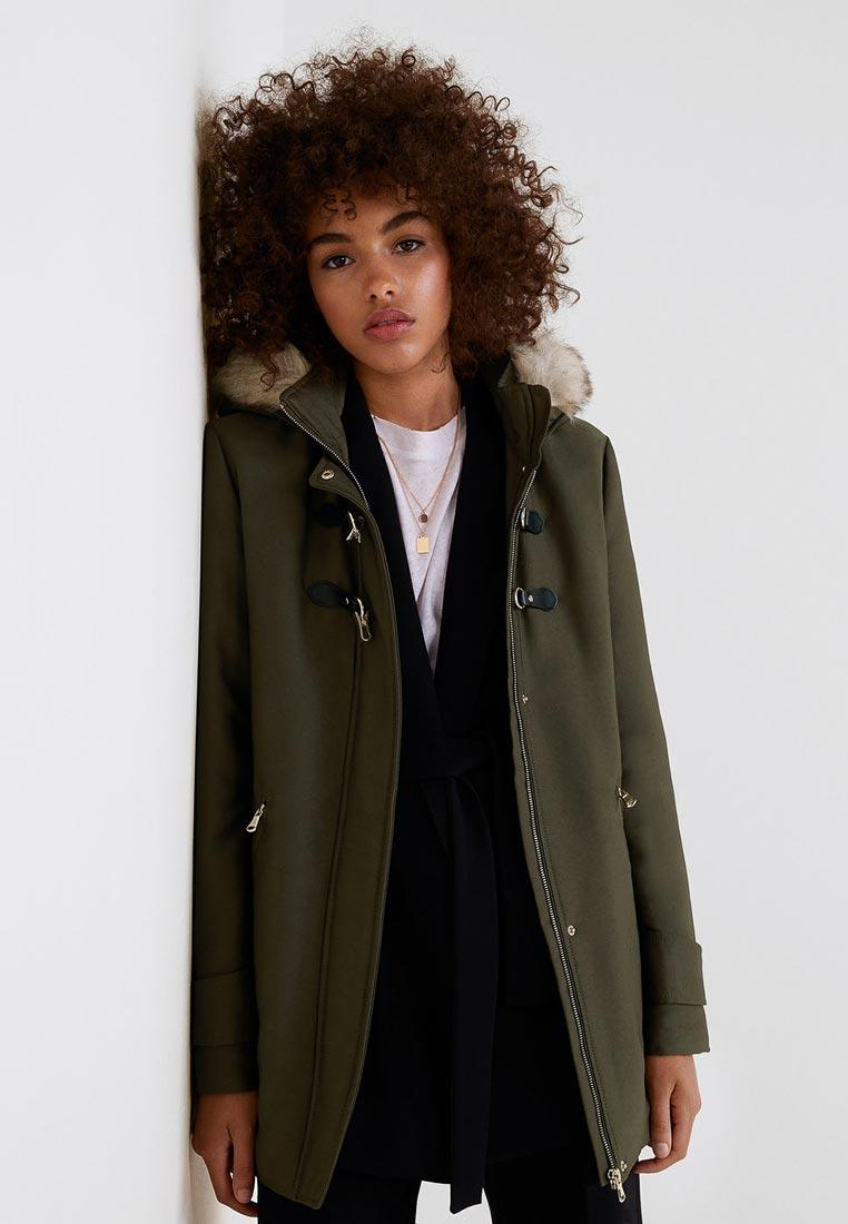 Утепленная куртка Mango (Манго) 33083707