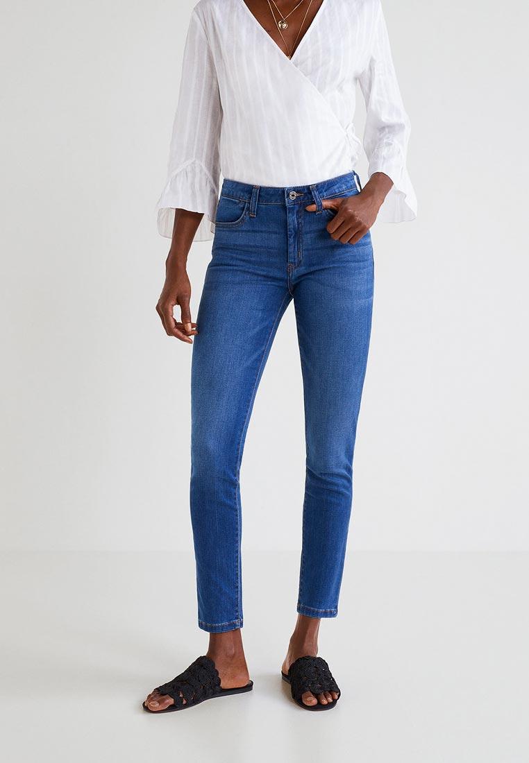Зауженные джинсы Mango (Манго) 33023715