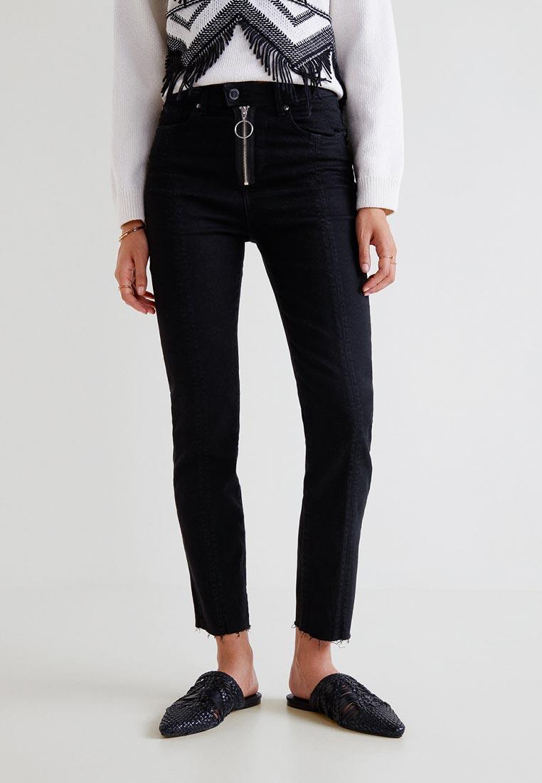 Зауженные джинсы Mango (Манго) 33033723