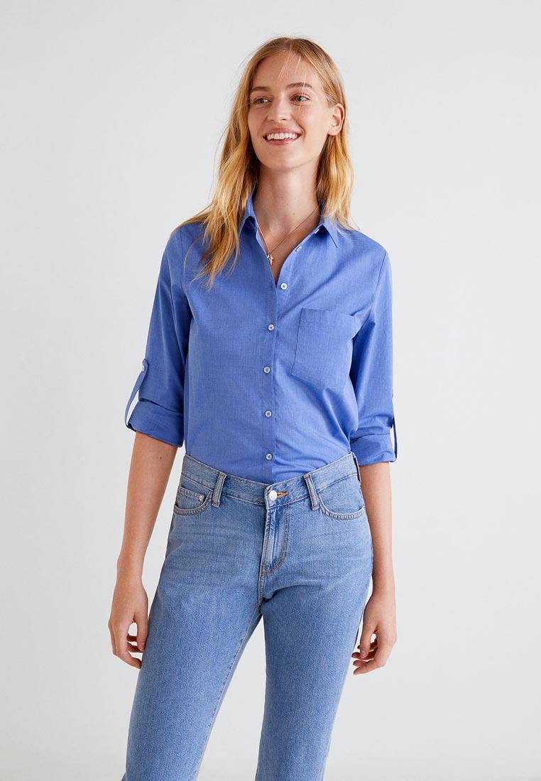 Женские рубашки с длинным рукавом Mango (Манго) 33063795