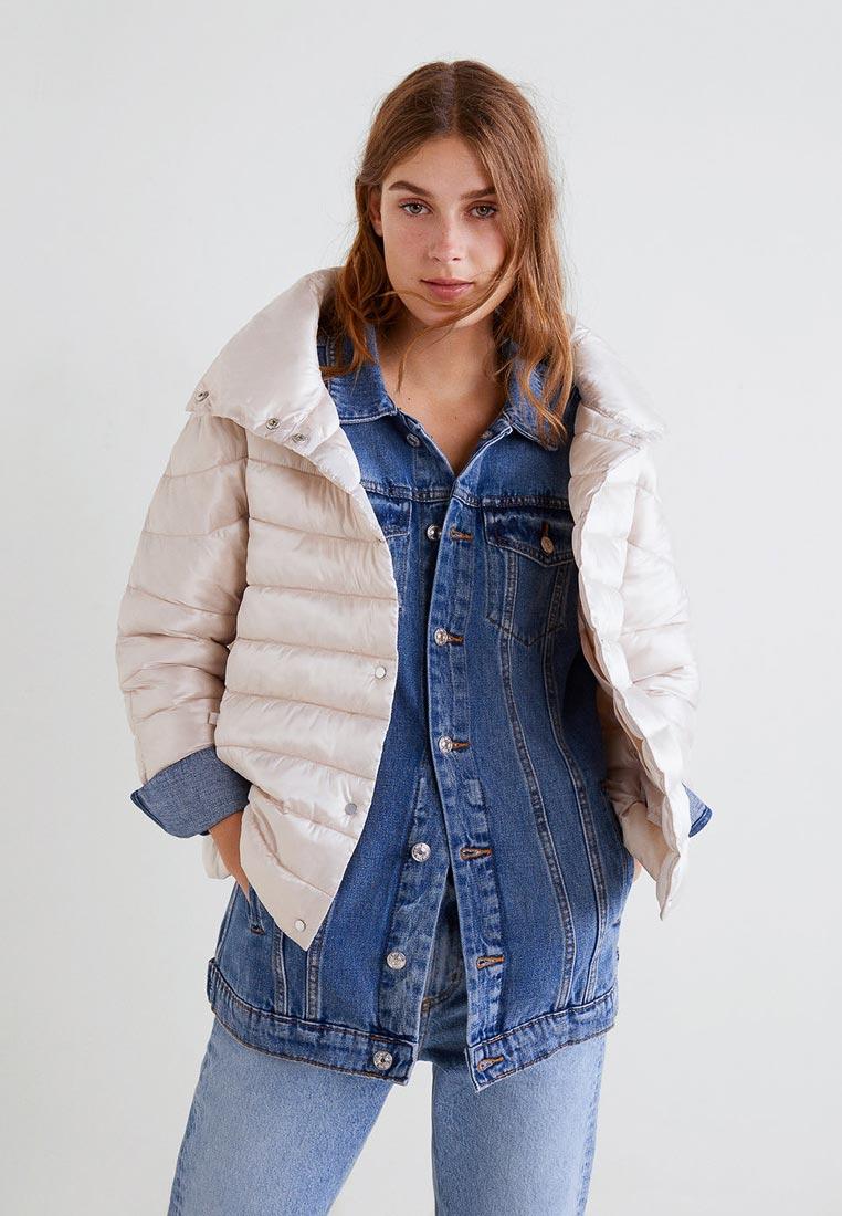 Утепленная куртка Mango (Манго) 33943694