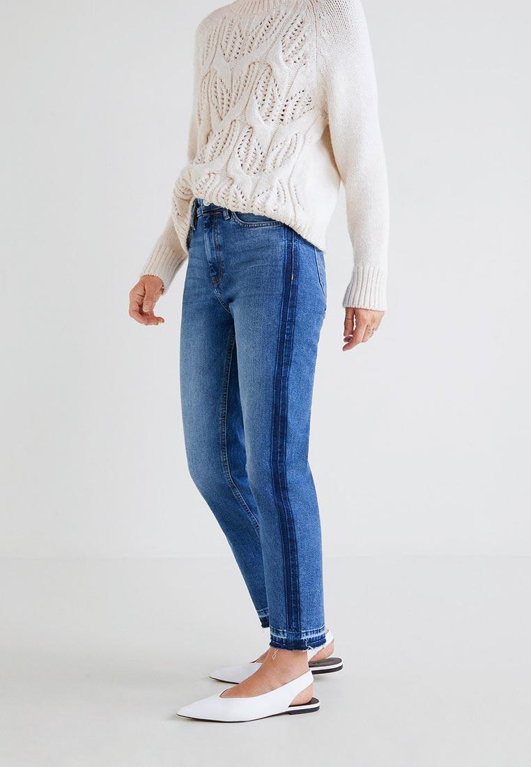 Зауженные джинсы Mango (Манго) 33015712
