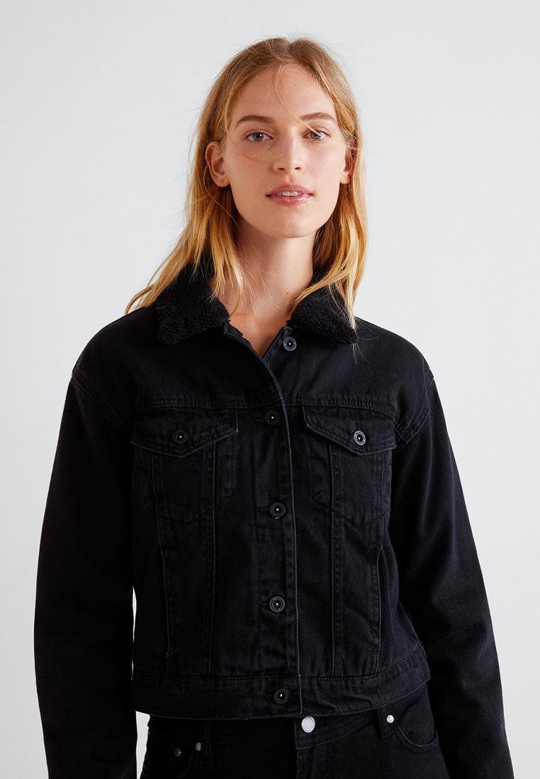 Джинсовая куртка Mango (Манго) 33055710