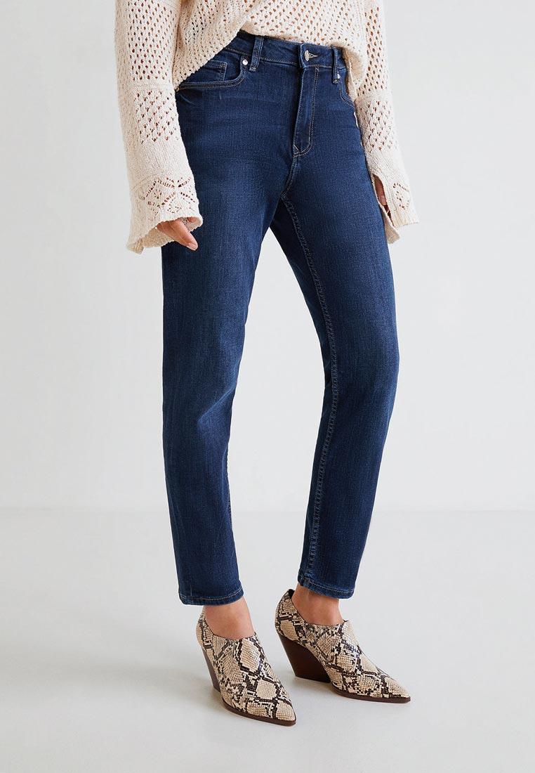Зауженные джинсы Mango (Манго) 33093744