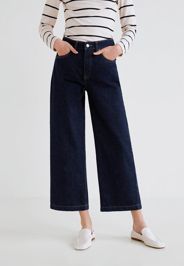 Широкие и расклешенные джинсы Mango (Манго) 33055708