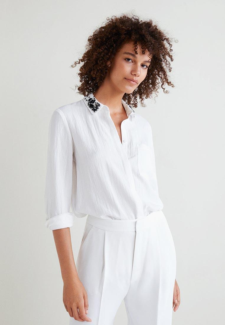 Женские рубашки с длинным рукавом Mango (Манго) 33053791