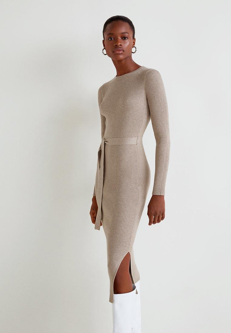 Вязаное платье Mango (Манго) 33063763