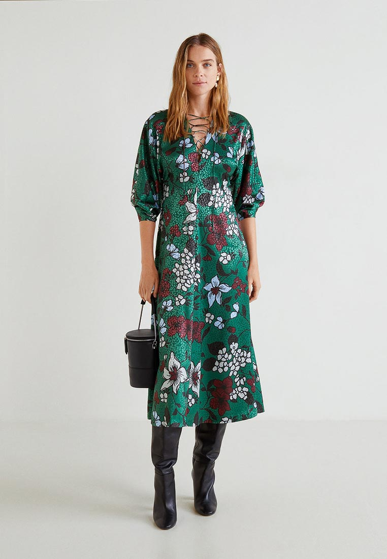 Платье Mango (Манго) 31045019