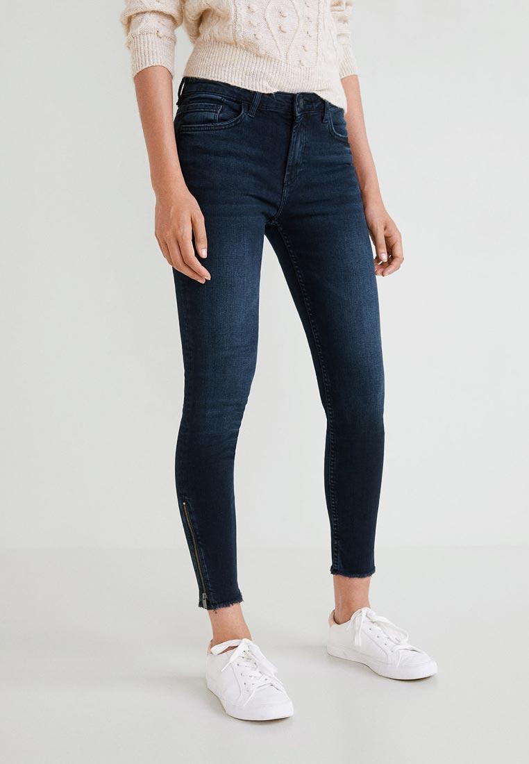 Зауженные джинсы Mango (Манго) 33023701