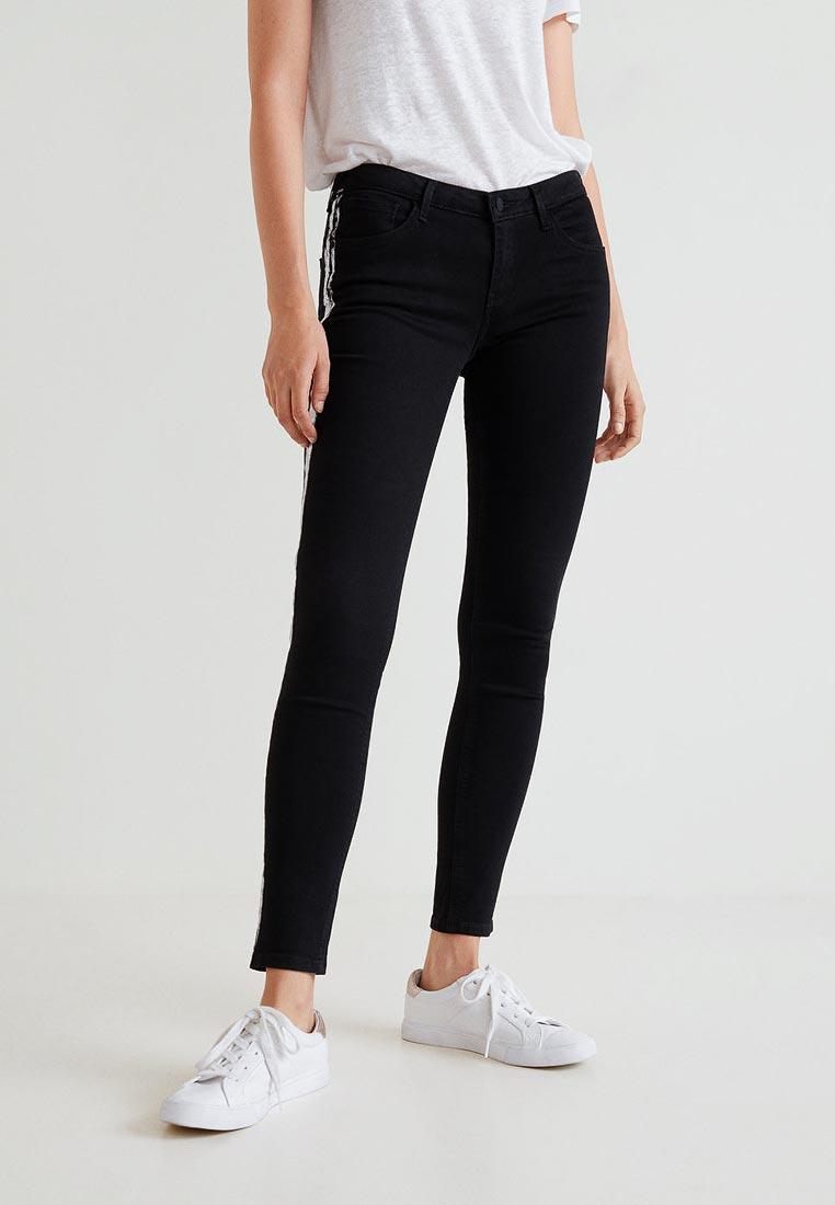 Зауженные джинсы Mango (Манго) 33087610
