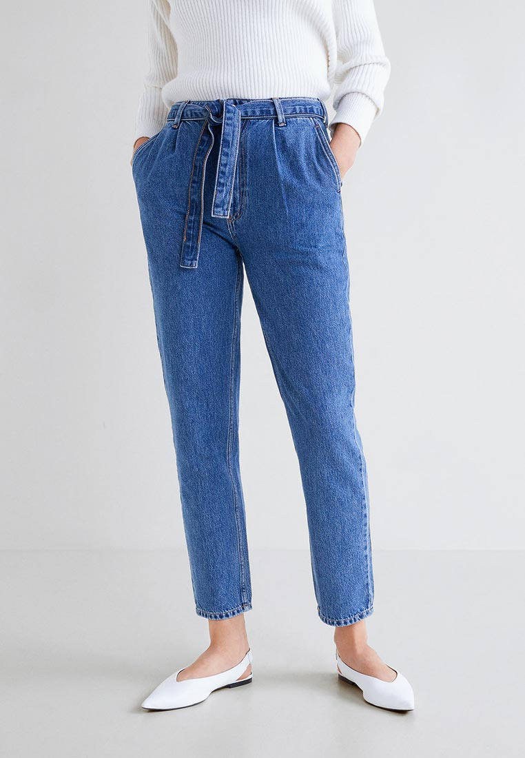 Зауженные джинсы Mango (Манго) 33073820