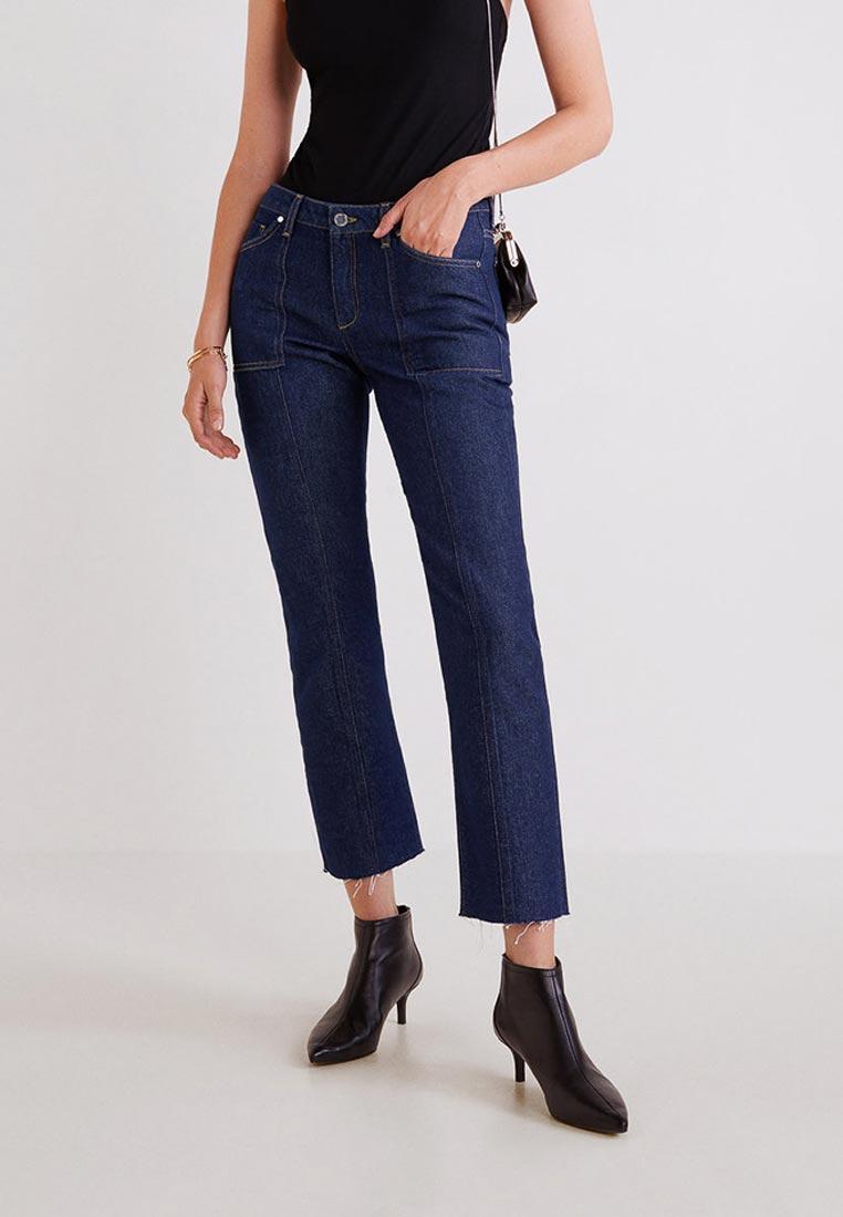 Прямые джинсы Mango (Манго) 33043806