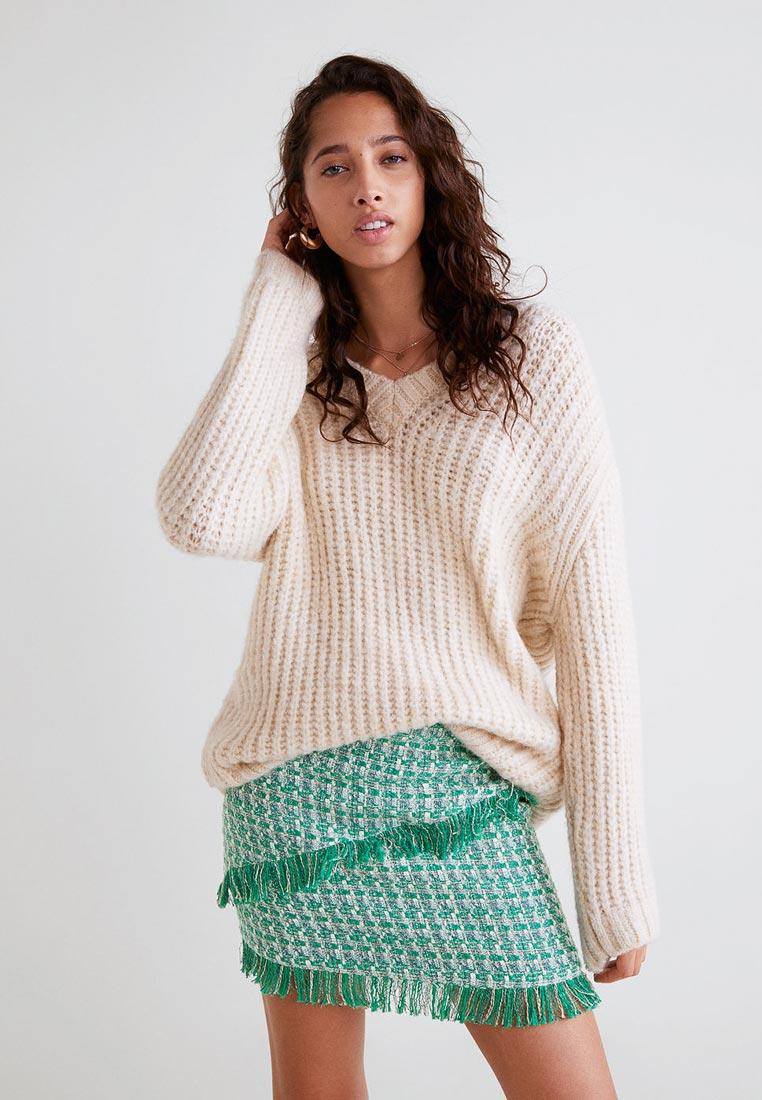 Прямая юбка Mango (Манго) 31043778