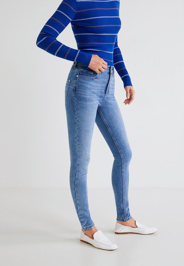 Зауженные джинсы Mango (Манго) 33085707