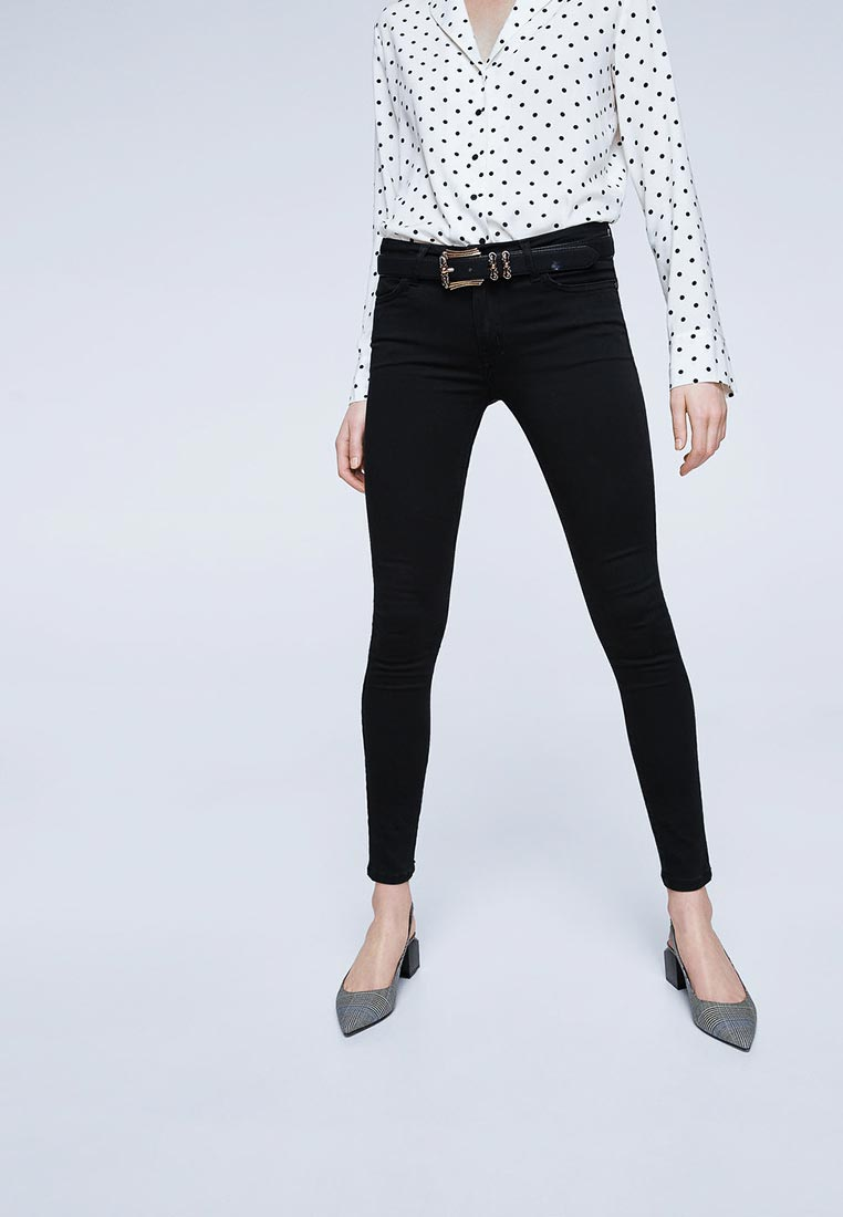 Зауженные джинсы Mango (Манго) 33000499