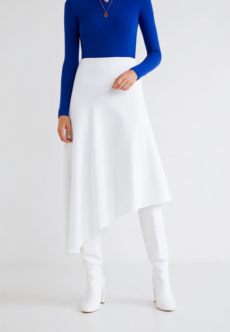 Широкая юбка Mango (Манго) 31075793