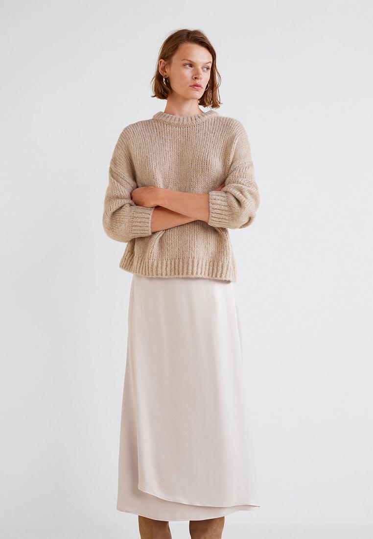 Прямая юбка Mango (Манго) 31035772