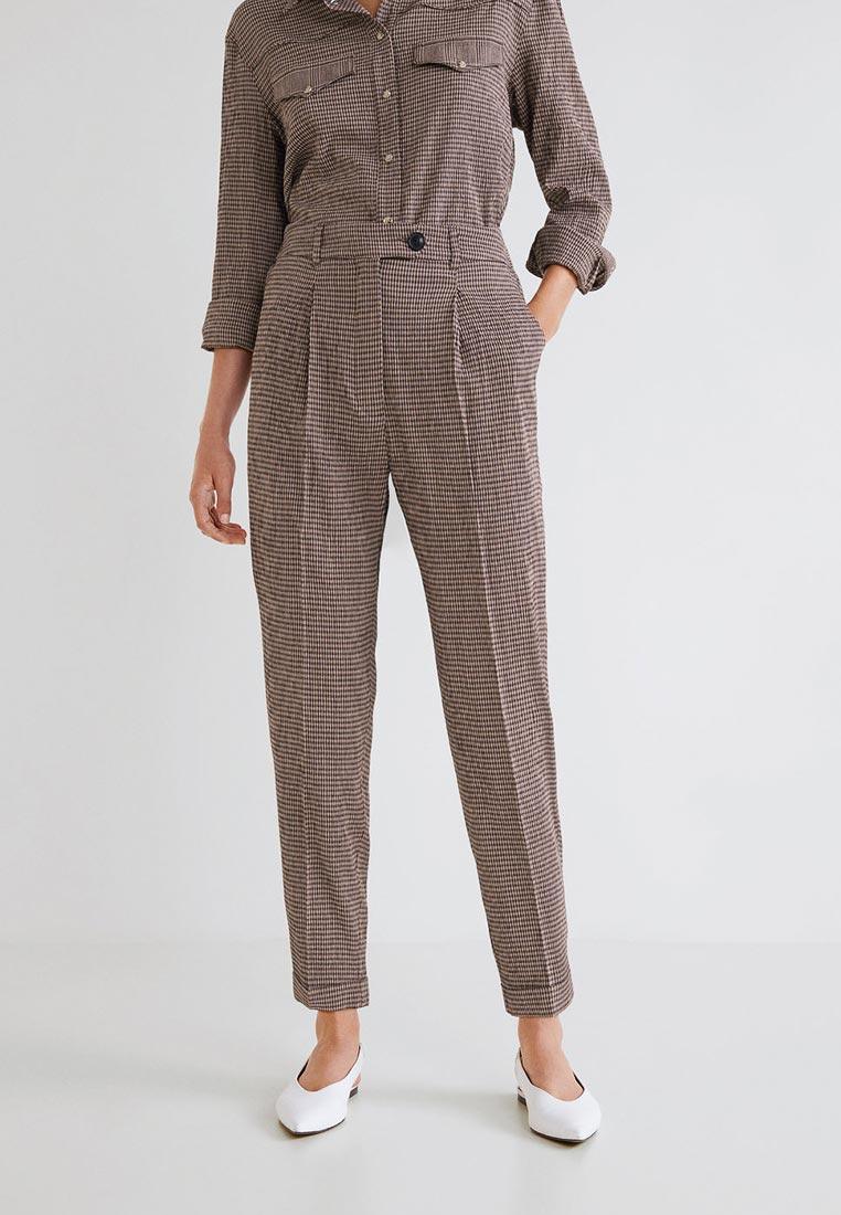 Женские классические брюки Mango (Манго) 31043829