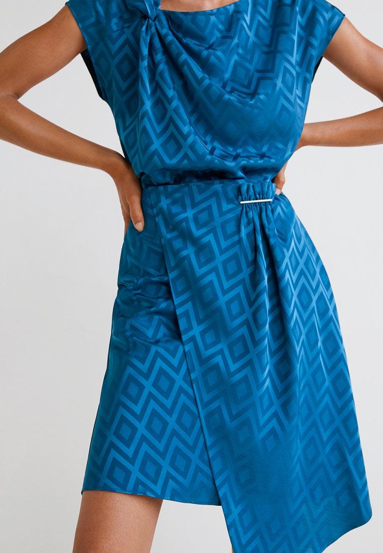Широкая юбка Mango (Манго) 31035008