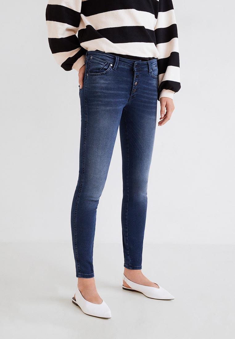 Зауженные джинсы Mango (Манго) 33005731