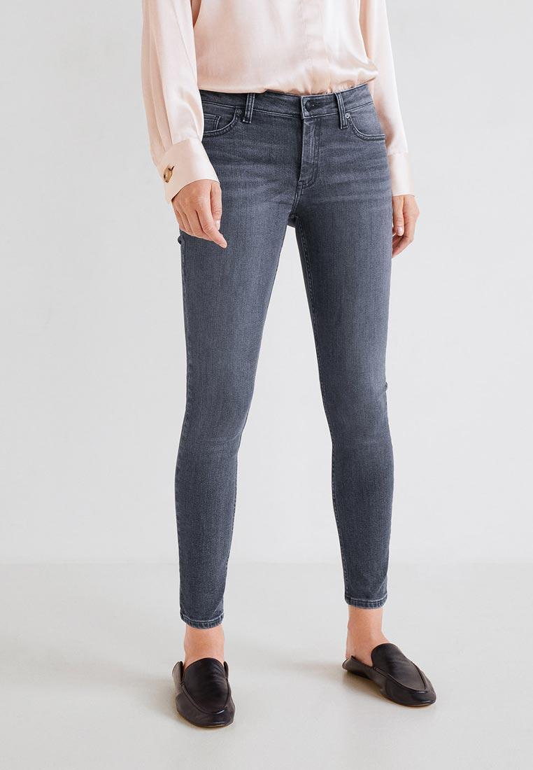Зауженные джинсы Mango (Манго) 33095753