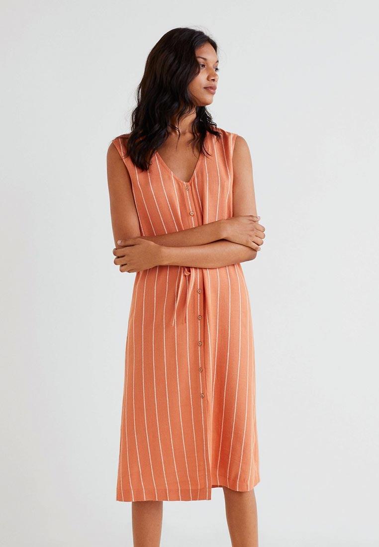 Платье Mango (Манго) 43070568