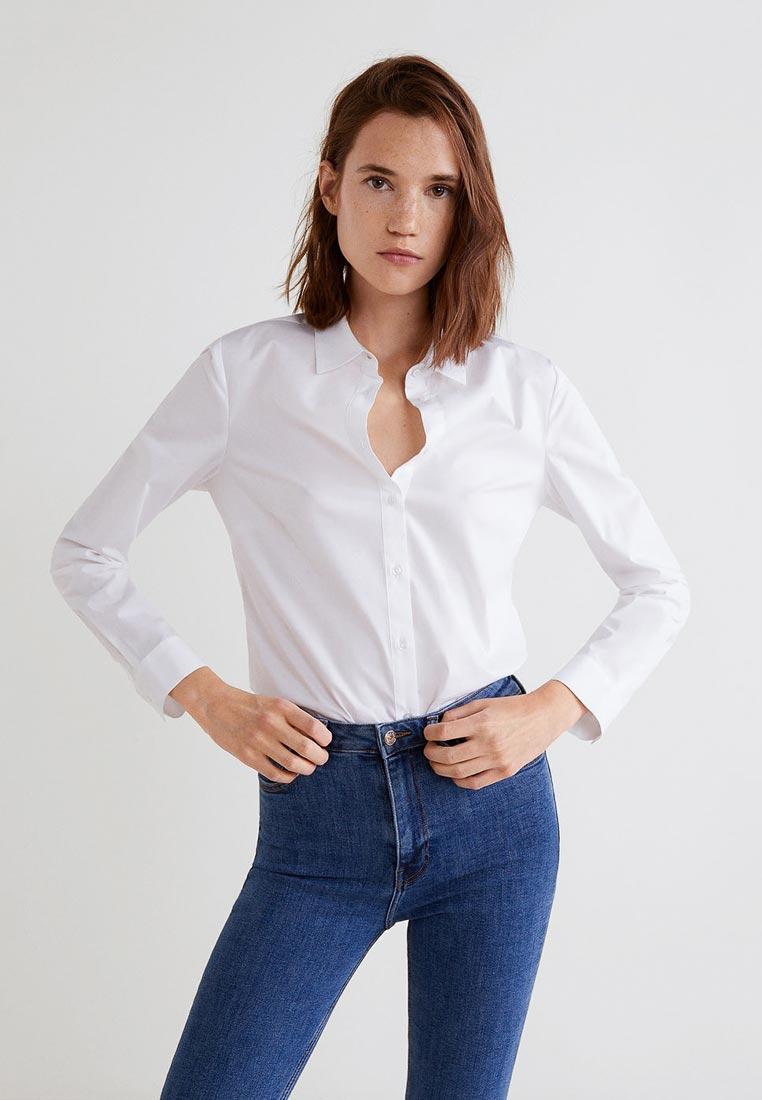 Женские рубашки с длинным рукавом Mango (Манго) 44040472