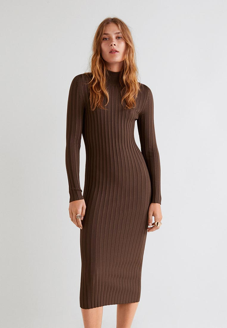 Вязаное платье Mango (Манго) 33055796