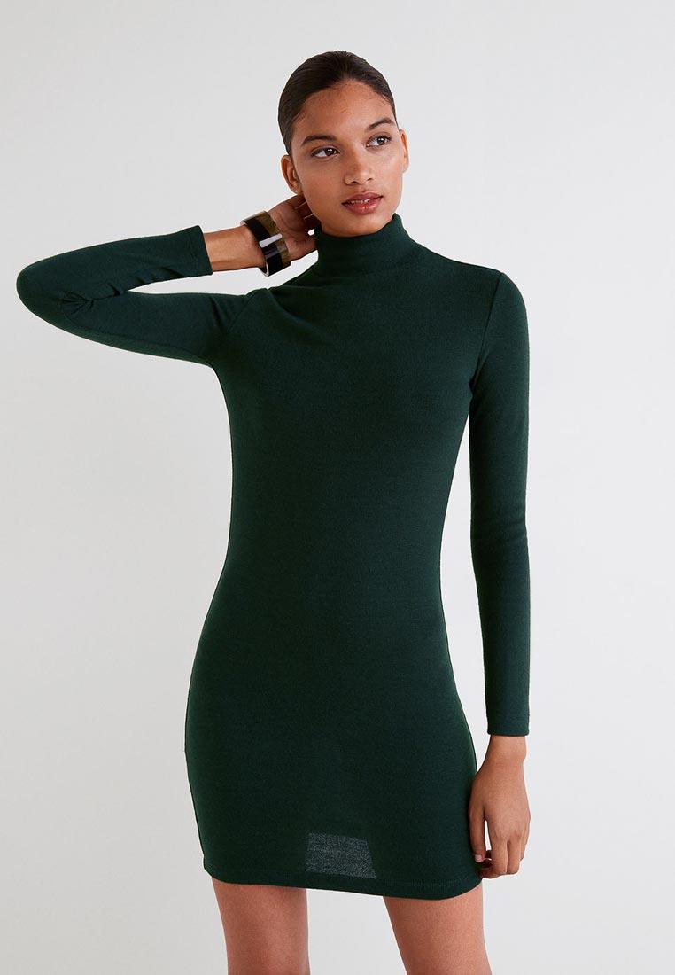 Вязаное платье Mango (Манго) 31938815