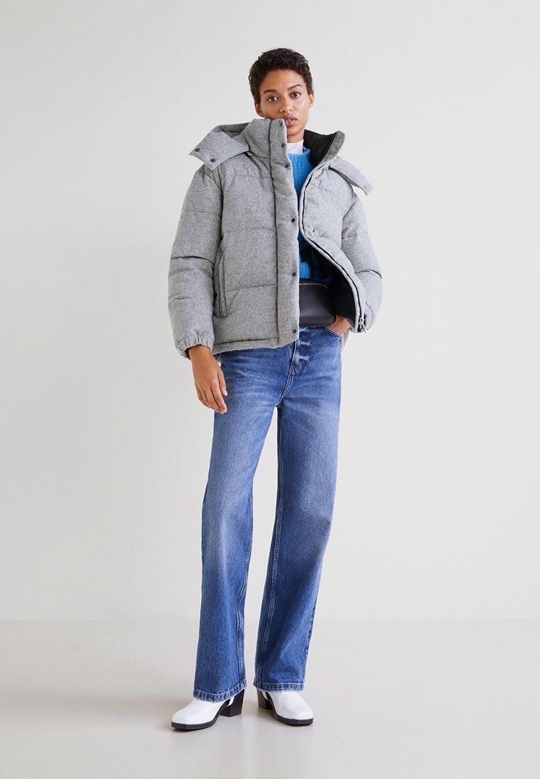 Утепленная куртка Mango (Манго) 33077627