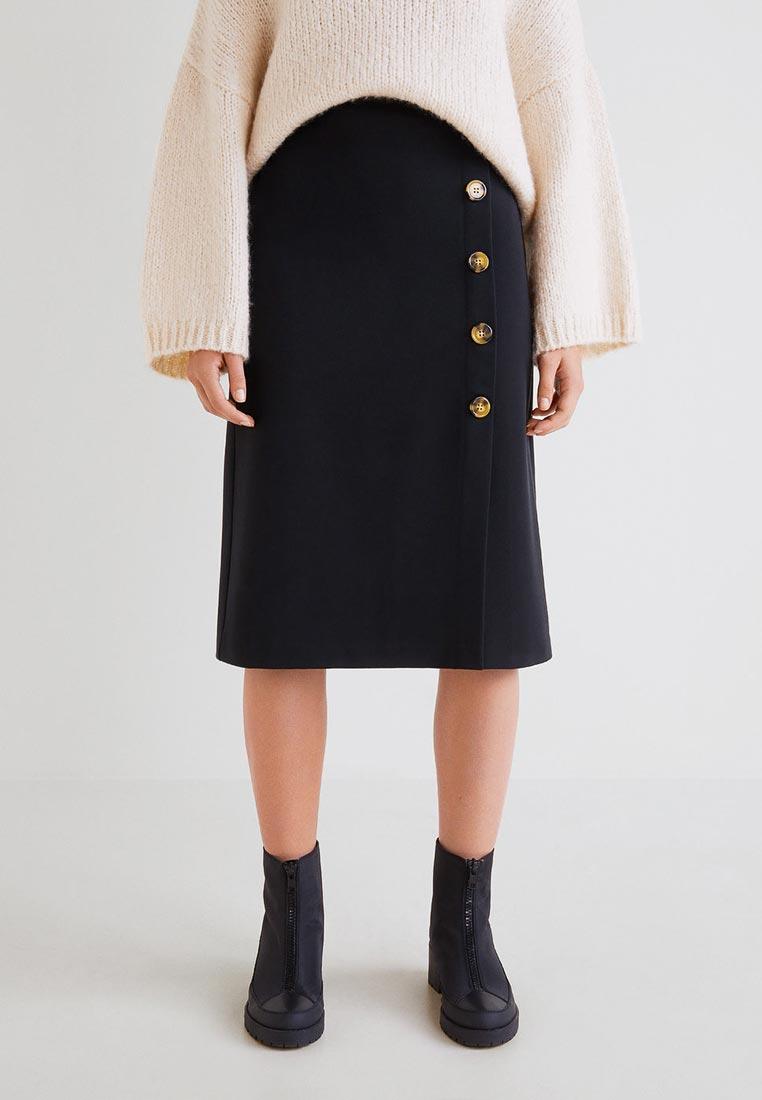 Прямая юбка Mango (Манго) 33069045