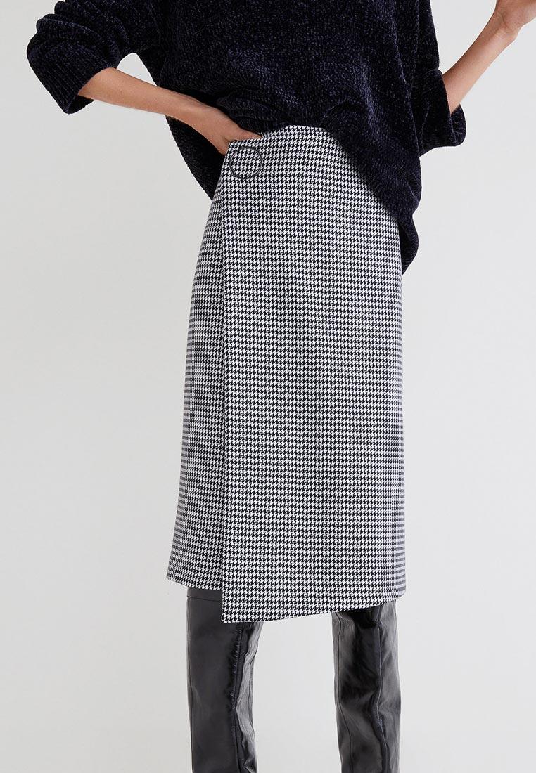 Узкая юбка Mango (Манго) 31077687