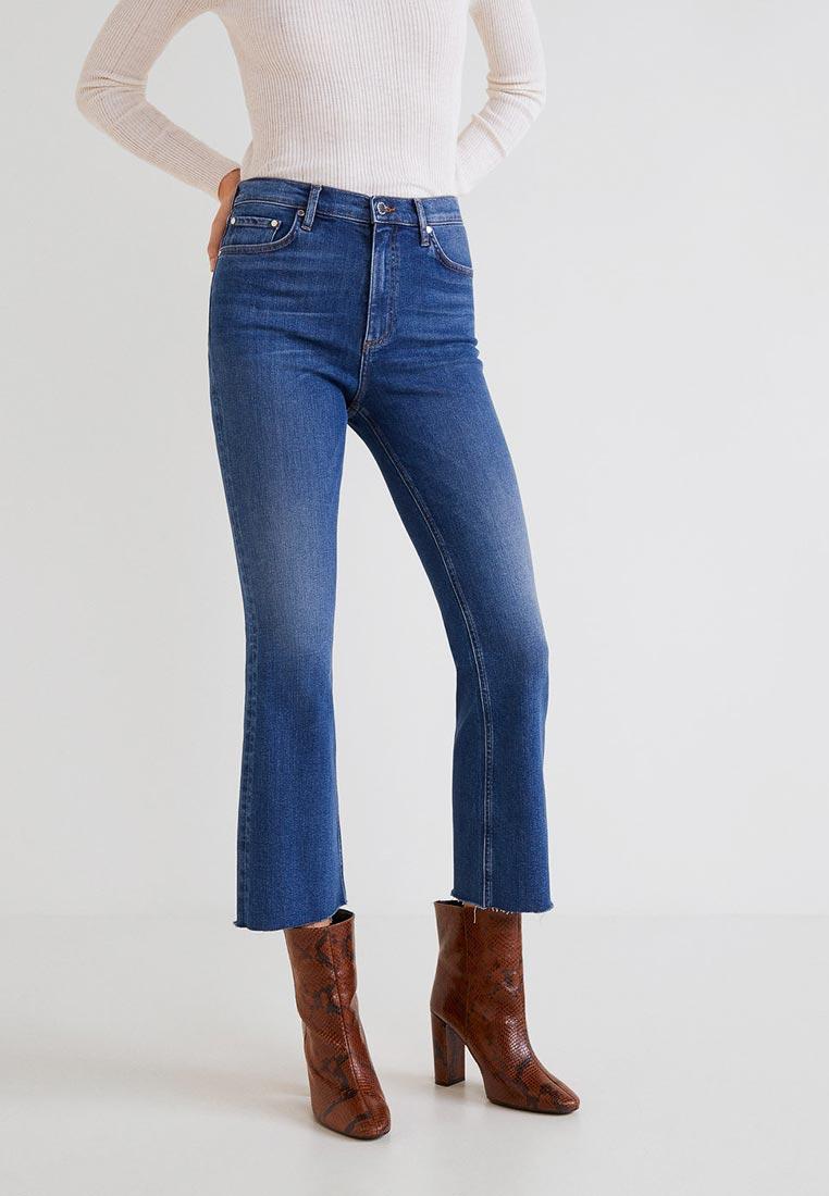 Зауженные джинсы Mango (Манго) 33057696