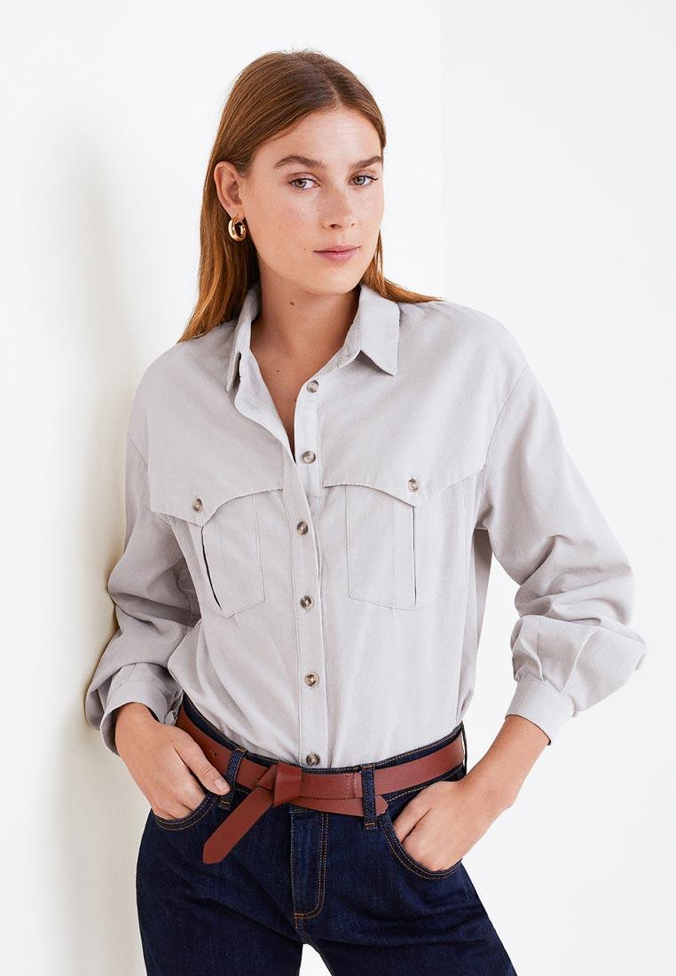 Женские рубашки с длинным рукавом Mango (Манго) 43060739