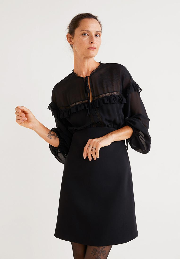 Платье Mango (Манго) 31069051
