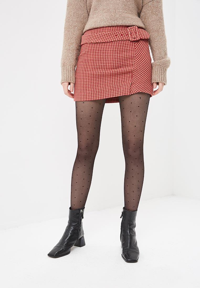 Прямая юбка Mango (Манго) 41090798