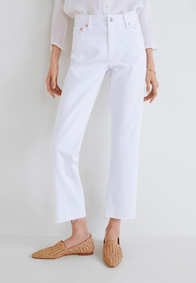 Прямые джинсы Mango (Манго) 53010582