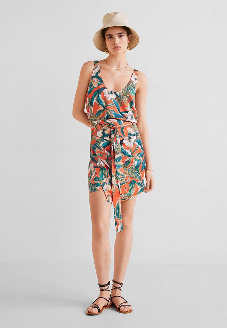 Прямая юбка Mango (Манго) 51070905