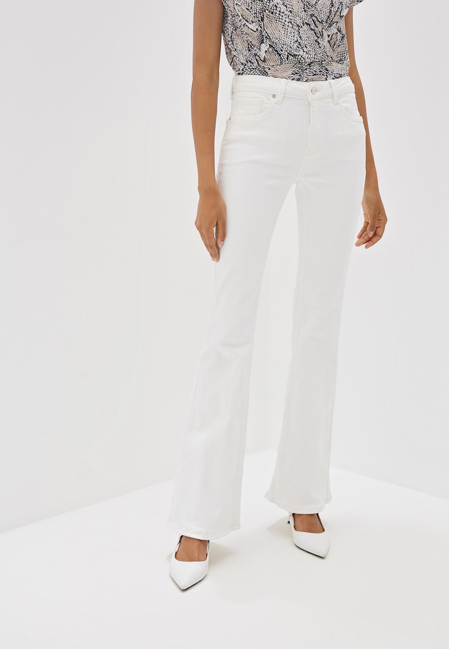 Широкие и расклешенные джинсы Mango (Манго) 53020688