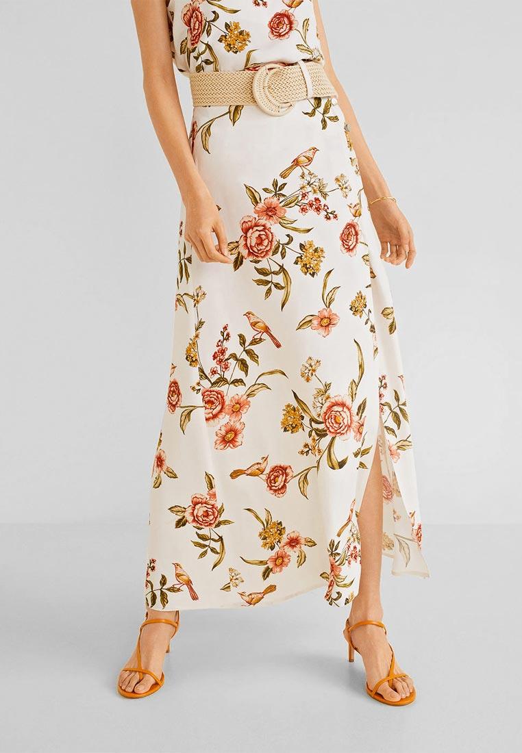 Широкая юбка Mango (Манго) 51070586