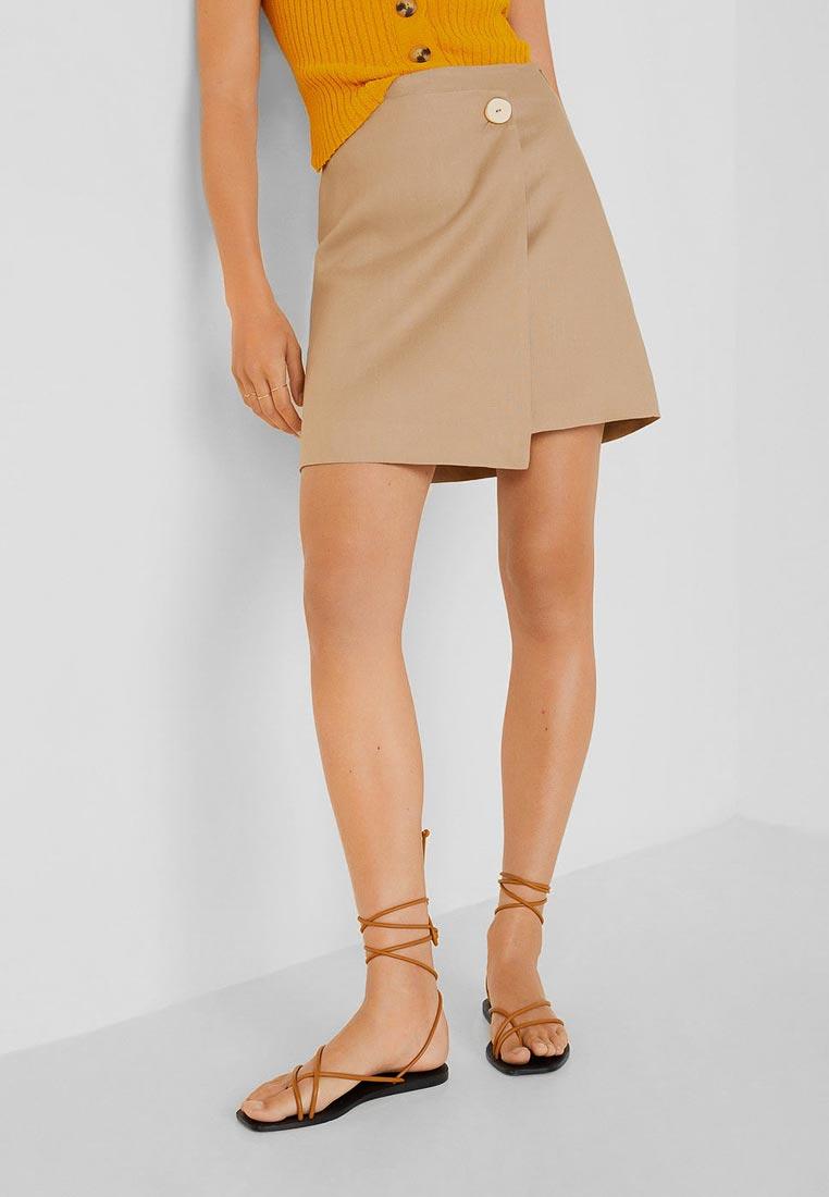 Широкая юбка Mango (Манго) 51040612